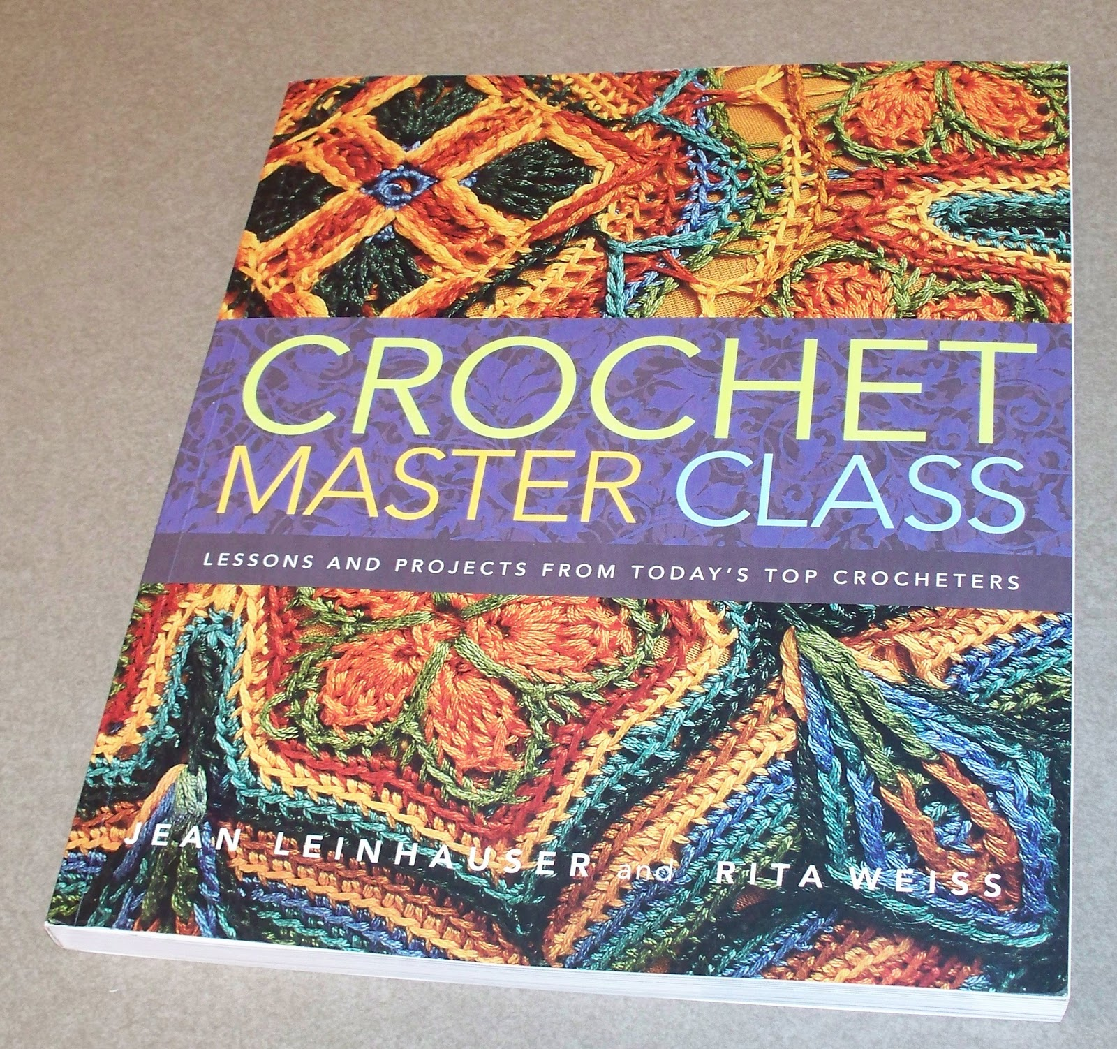 Crocheting Books : Crochet Books
