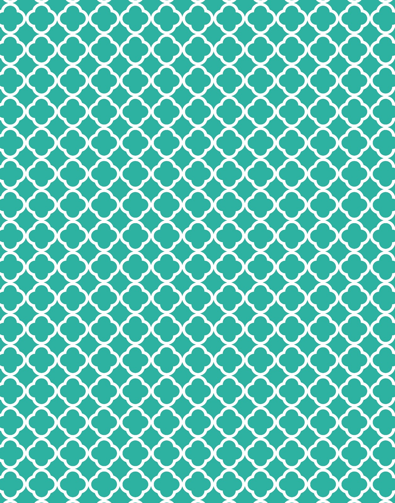 quatrefoil pattern background - photo #5