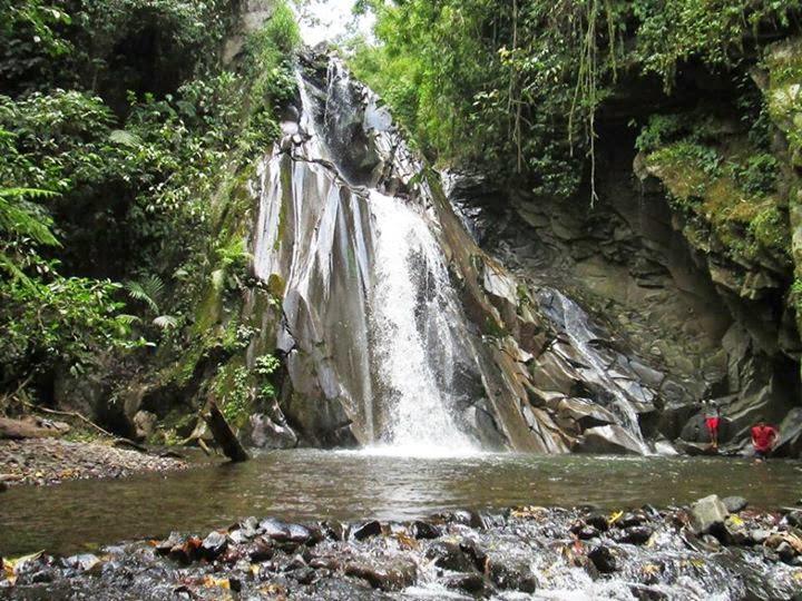 Air terjun Selendang Arum, Kecamatan Songgon, Banyuwangi.