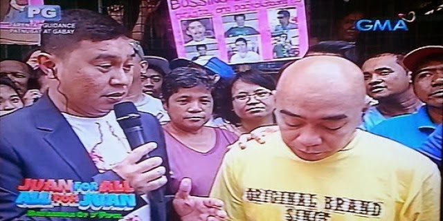 Wally Bayola returns to 'Eat Bulaga,' Apologized to fans