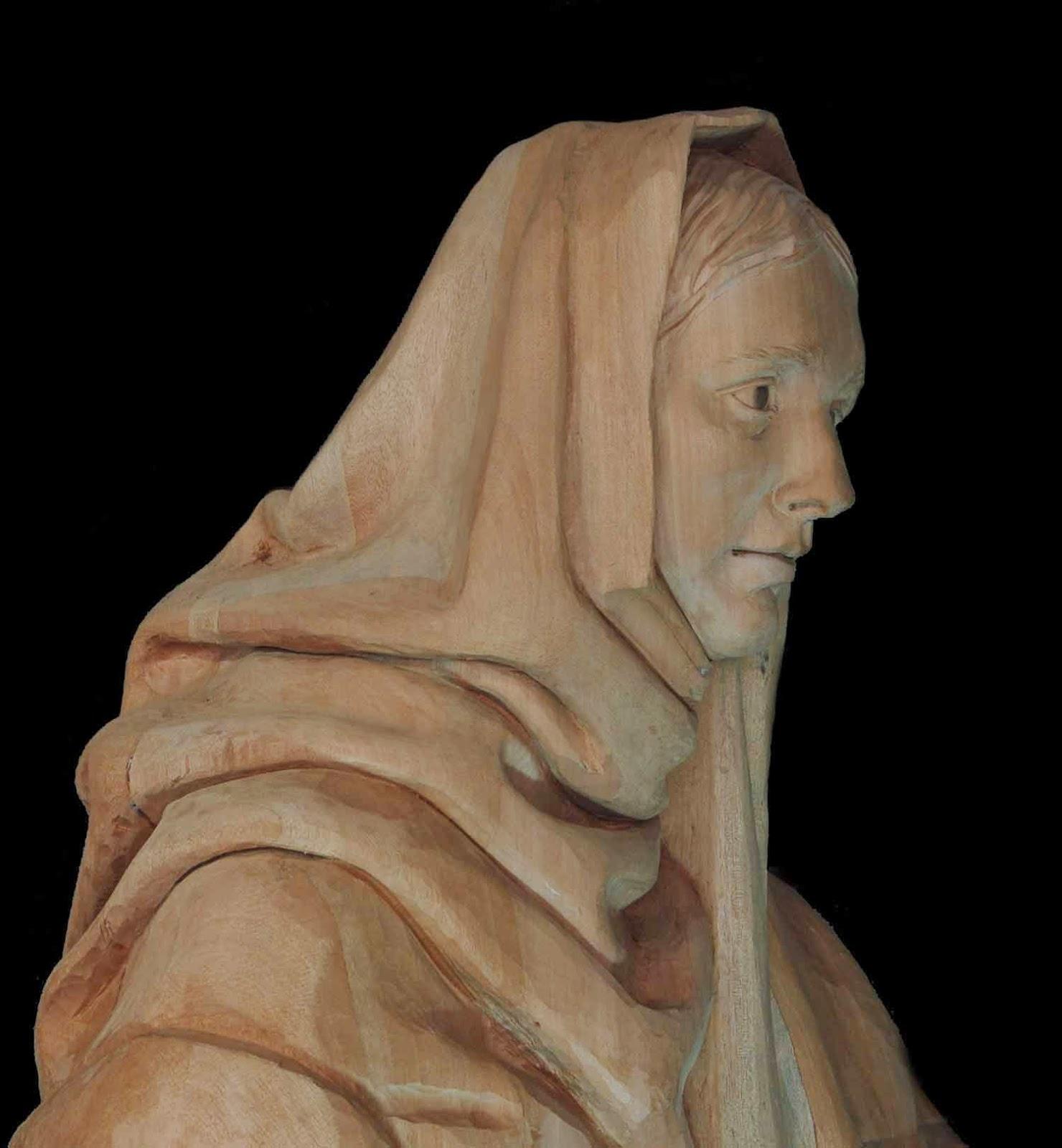 Resucitado Semana Santa Jumilla escultura 18