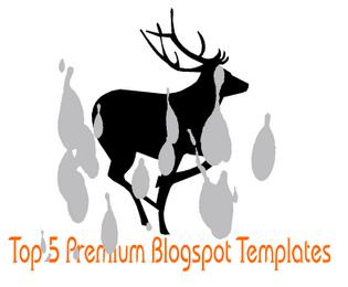 Top 5 Best Quality Premium Blogger Templates