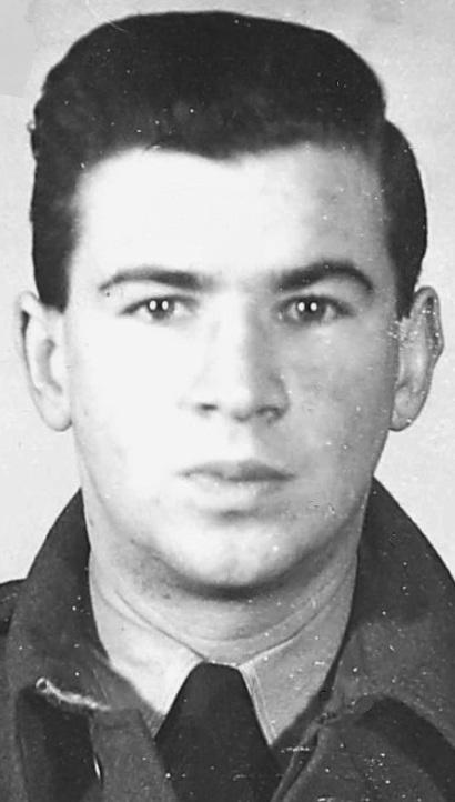Pilot Officer Hedley De Le Broguerie Young