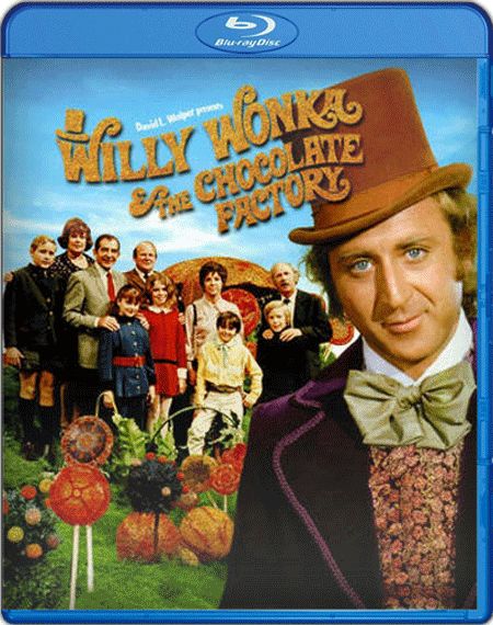Willy Wonka y la Fábrica de Chocolate (1971) 1080p Dual