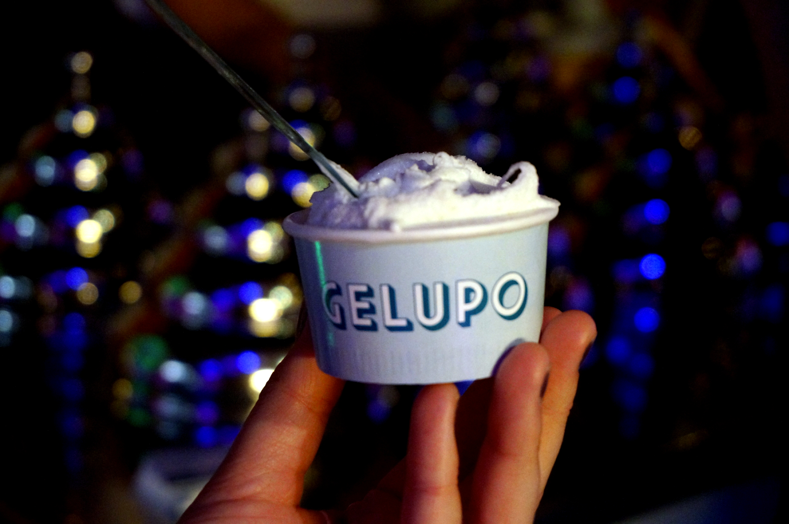 Gelupo ice cream