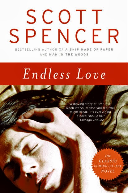 Book Cover Love : Sharon s love of books endless by scott spencer goes