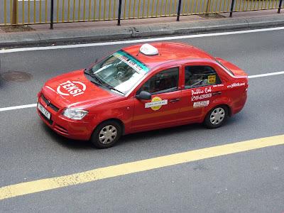 Taxi en Kuala Lumpur