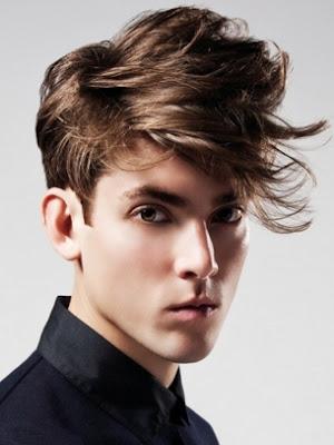 cabello moderno hombre
