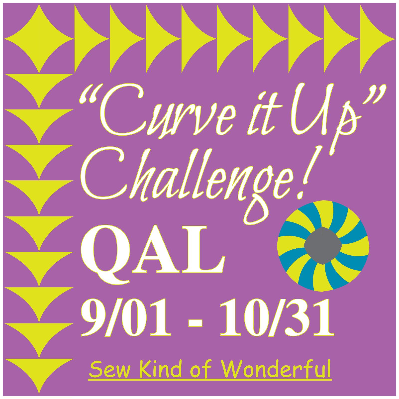 Curve It Up QAL!