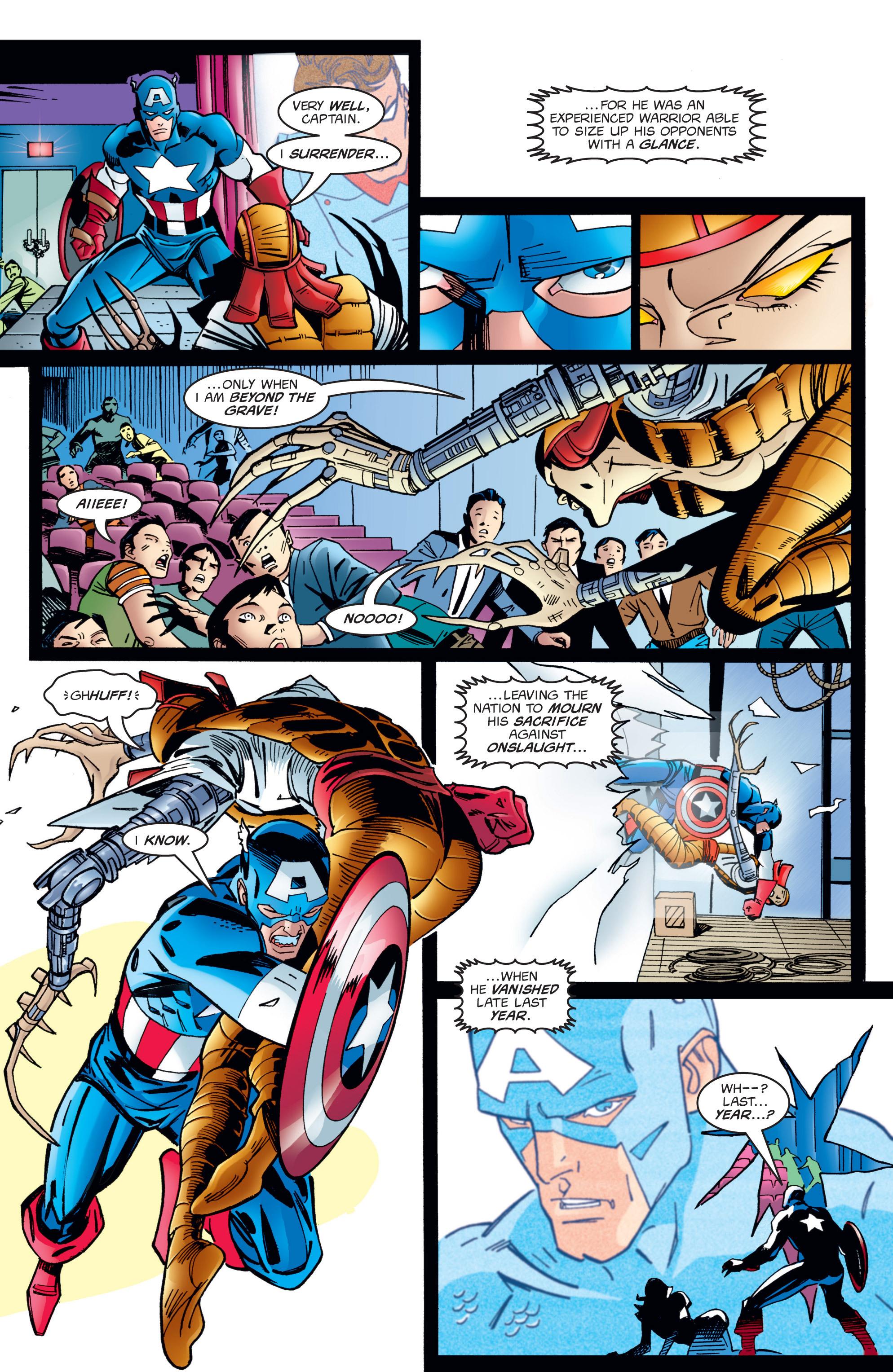 Captain America (1998) Issue #1 #4 - English 26