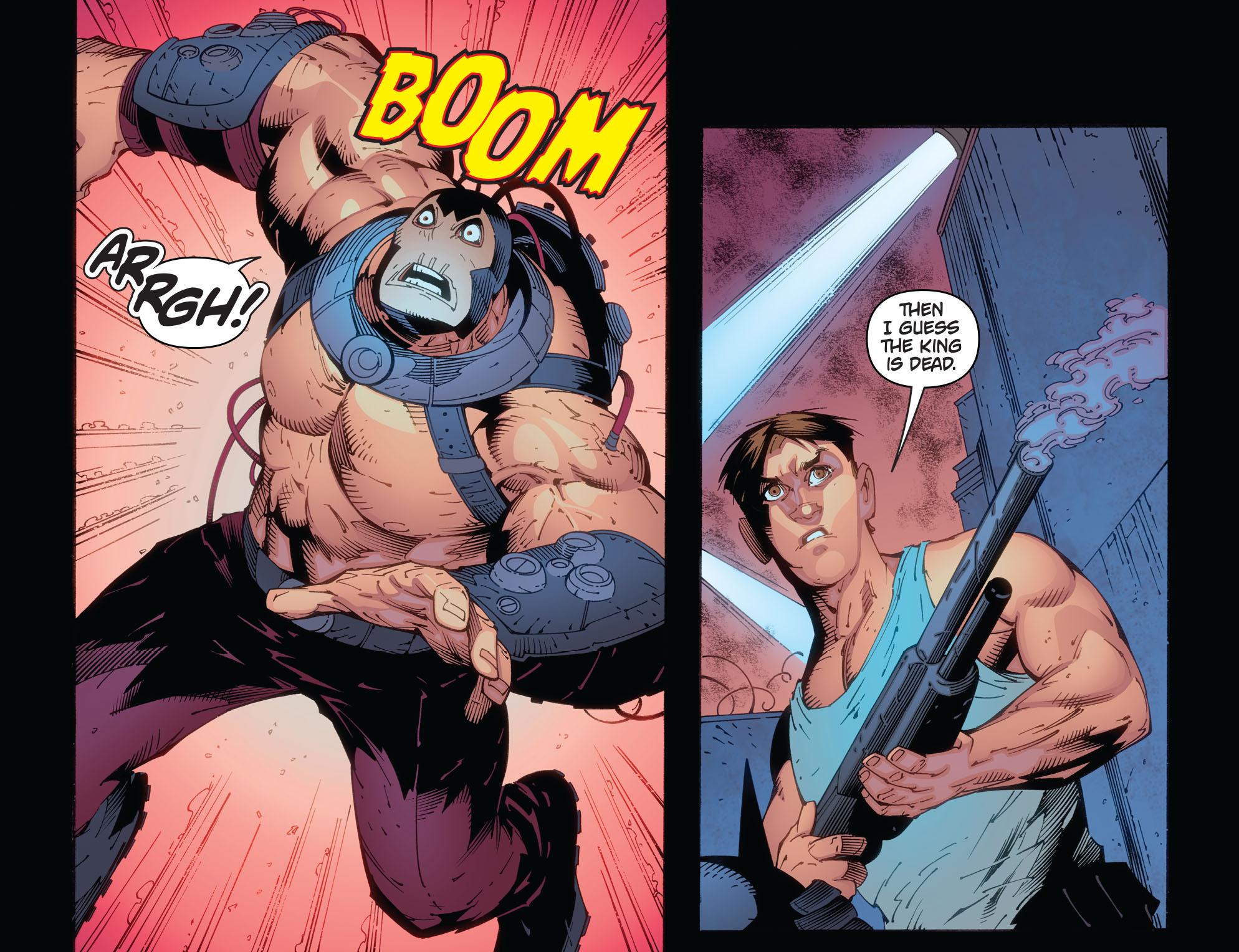 Batman: Arkham Knight [I] Issue #15 #17 - English 13
