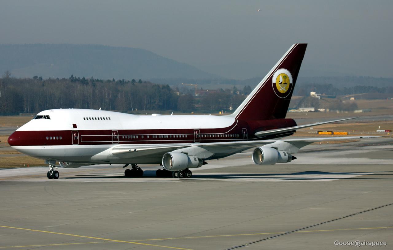 The Jumbo jet Boeing 747