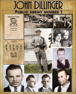 Dillinger poster !