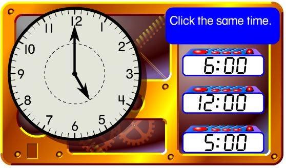 http://www.hbschool.com/activity/telling_time_gr1/