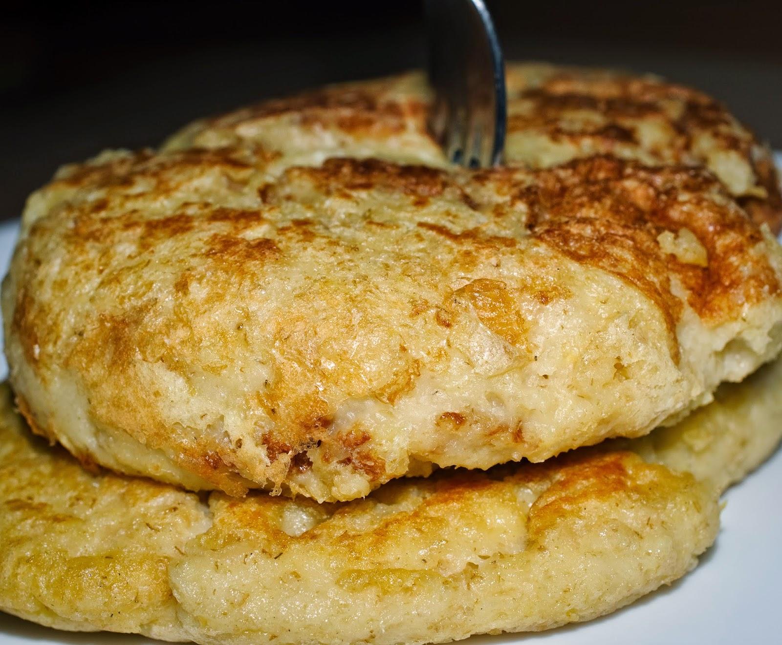 tortitas de avena; oats pancakes