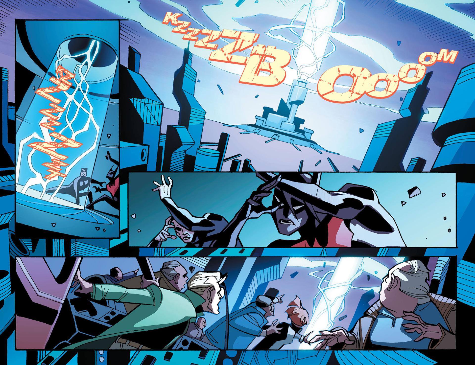 Batman Beyond 2.0 #8 #33 - English 17