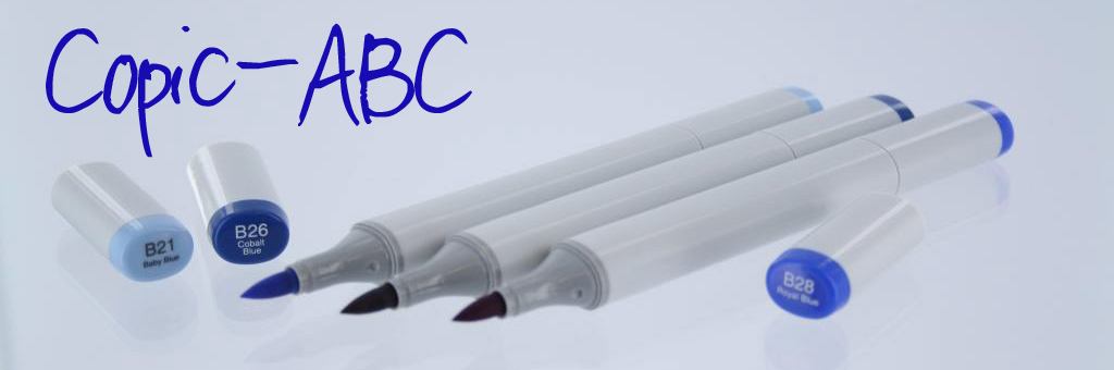 Copic- ABC...