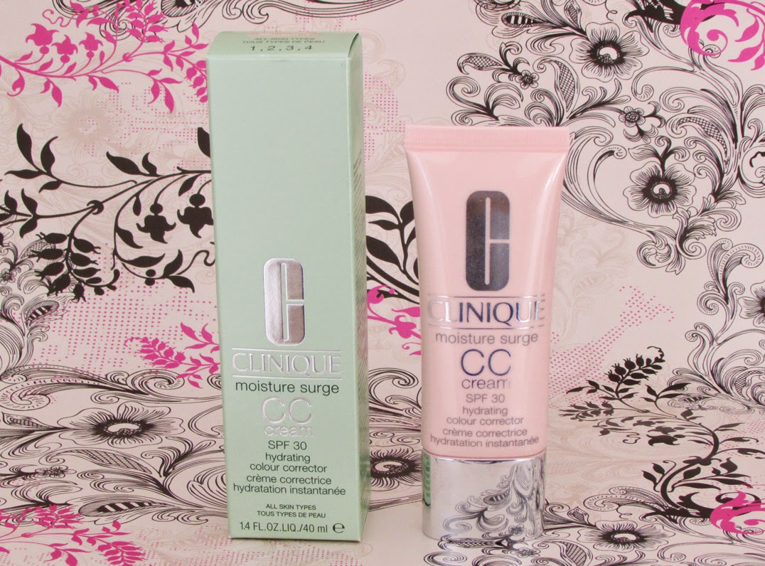 Resenha CC Cream Clinique
