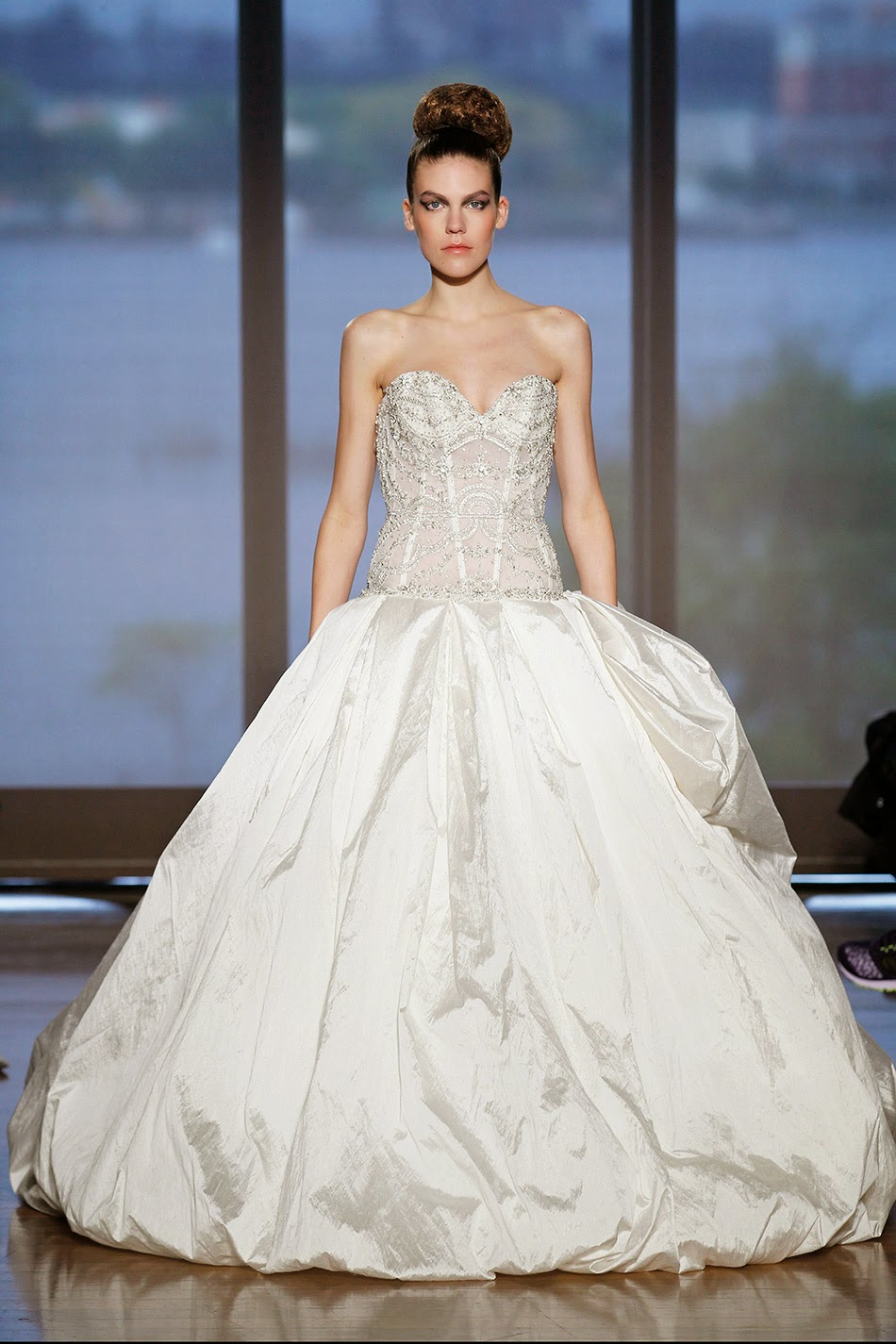 Princess Wedding Dresses: Couture Fall/Winter 2014 Ines di Santo