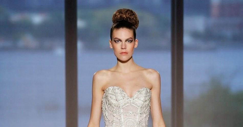 Princess Wedding Dresses: Couture Fall/Winter 2014 Ines di Santo ...