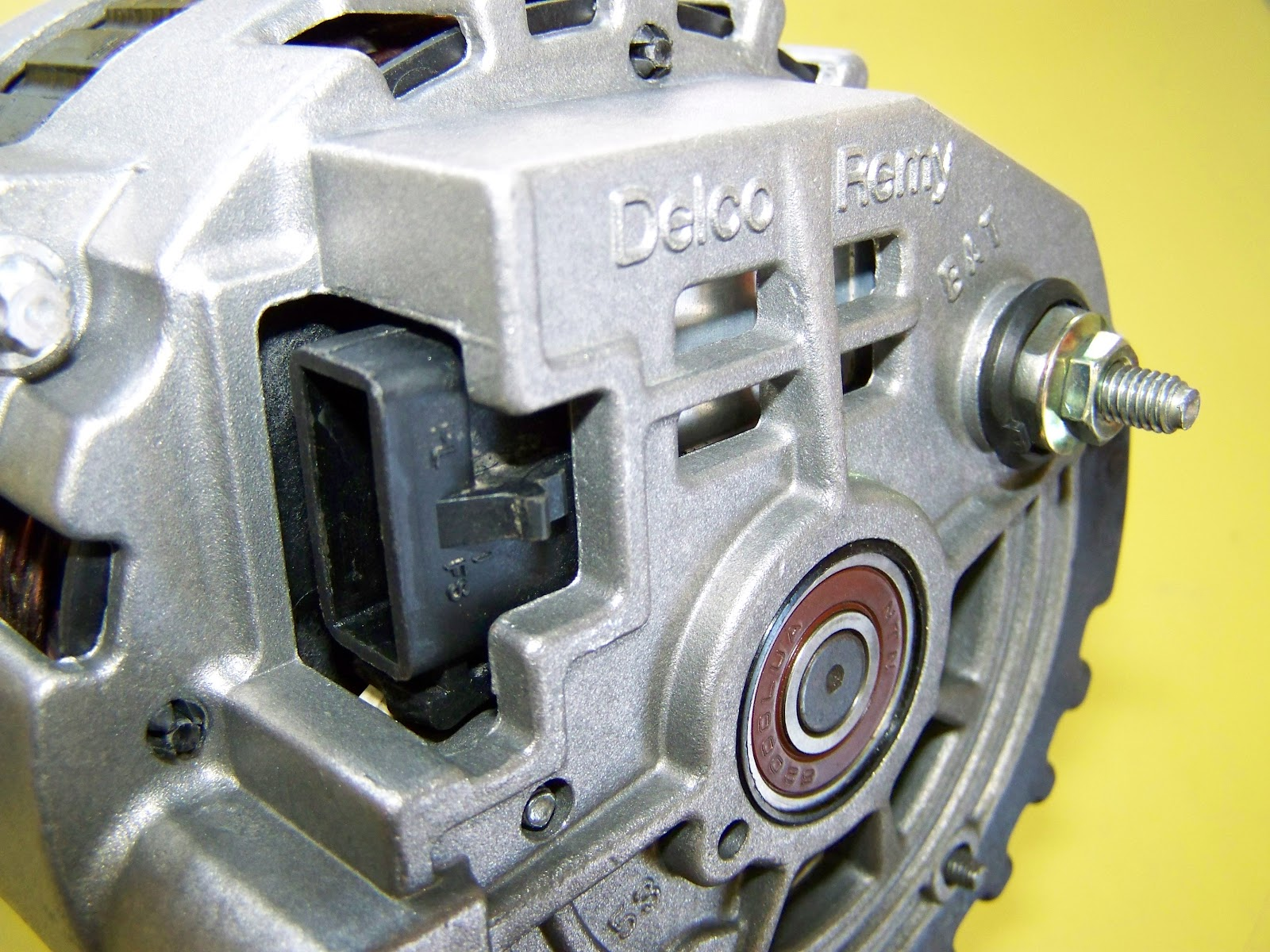 Alternator Or Starter Trouble   Alternators  Models  U0026 Design  Part 4  Delco Cs130