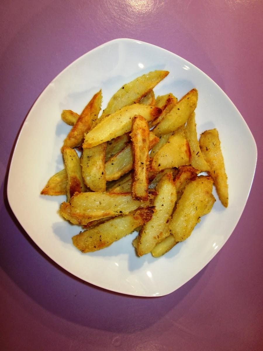 Les patatoes maison, sans gluten !