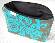 Cosmetic Bag Sewing Pattern