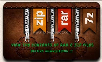 view-inside-zip-rar-file