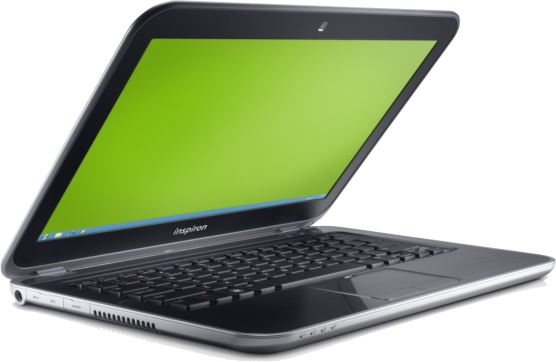 dell Inspiron 13z green color