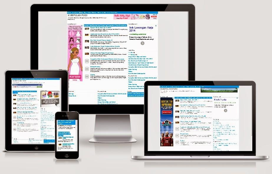 Pathmo Adsense Blogger Template