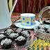 Biskut Raya 2015 - Snow Almond Cookies