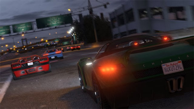 GTA Online - Fonte/Reprodução: Rockstar Games