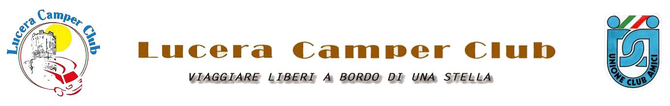 LUCERA CAMPER CLUB
