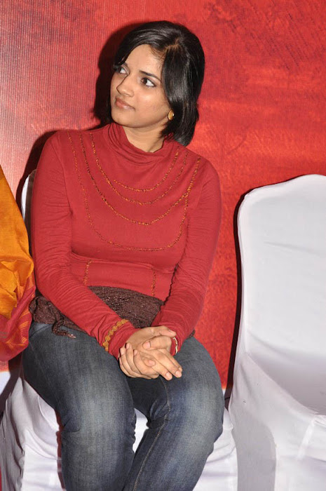 vasundhara in jeans at function latest photos