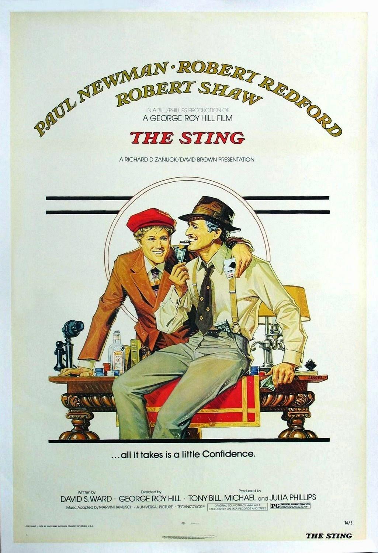 Posters de grandes películas de casino 1