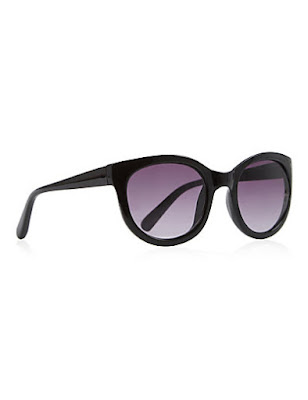 Marks and Specner Winged Round Frame Sunglasses