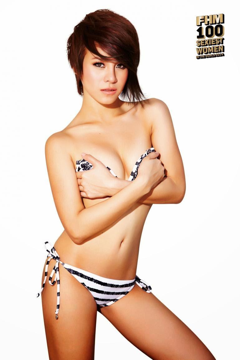 fhm sexiest women bondage