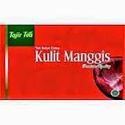 Tajir Tea Kulit Manggis