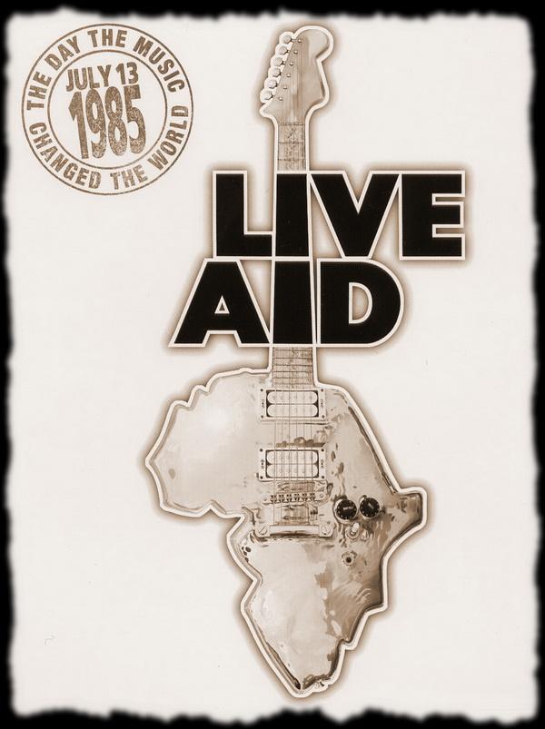 ... busca los videos de Live Aid !!!