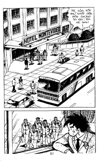 Jindodinho - Đường Dẫn Đến Khung Thành III  Tập 25 page 85 Congtruyen24h