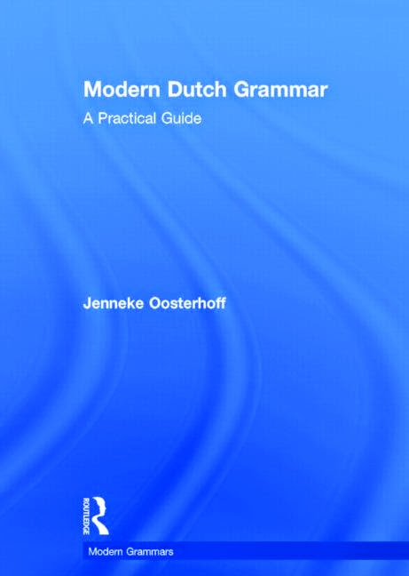 Book Cover: Modern Dutch Grammar