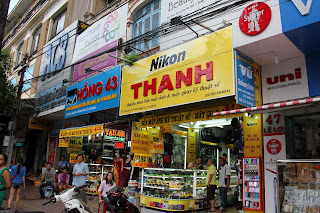 Photo shop in Ho Chi Minh City Vietnam
