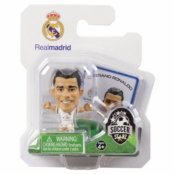Soccerstarz fans figuras de futbol real madrid fc for Correo real madrid