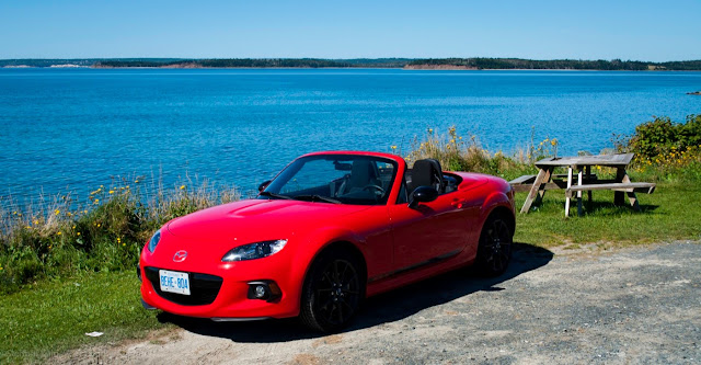 2013 Mazda MX-5 Miata GS Halifax Harbour