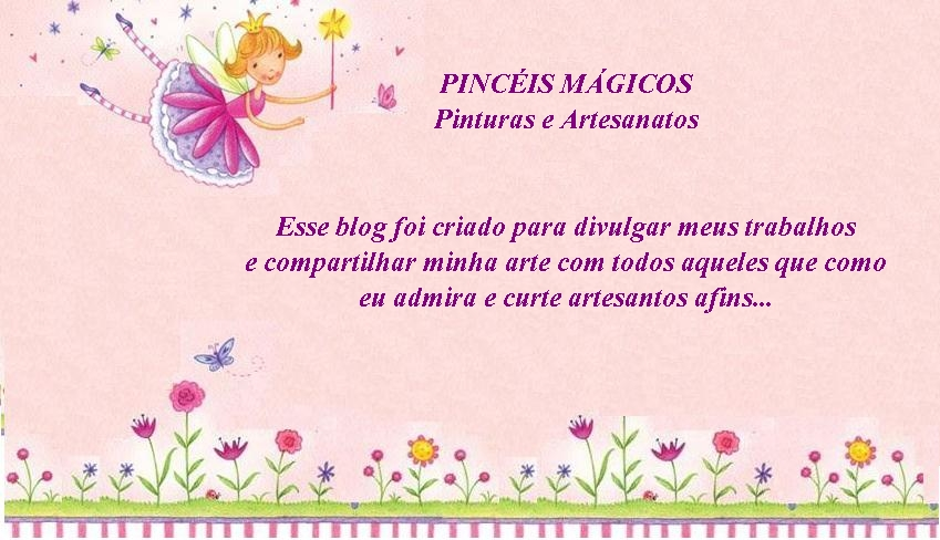 PINCÉIS MÁGICOS