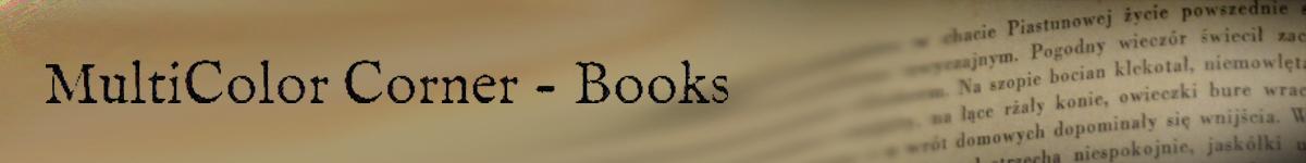 MultiColor Corner - Books