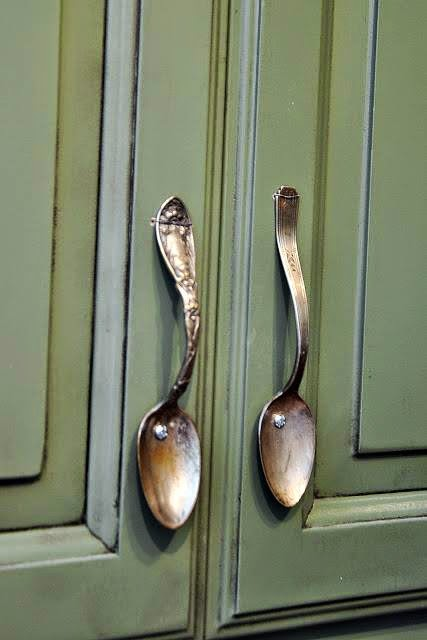 Spoons For Kitchen Handles