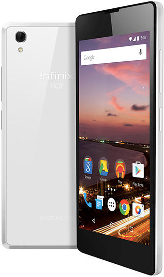 Infinix Hot 2 Android One in Nigeria