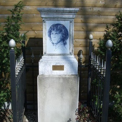 National Paranormal Association: Jim Morrison's Ghost ...