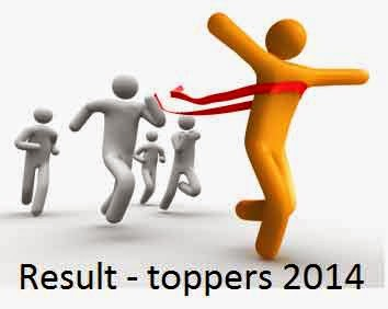 Tamilnadu 12th toppers 2014